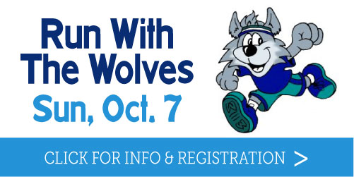 Run With The Wolves Sun Oct 7, 2018