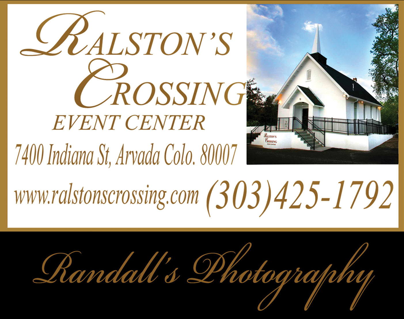 Randall's Photography Arvada